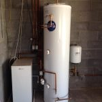 Boiler Unvented Cylinder